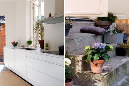 Moderne authentieke keuken  Inrichting-huis.com