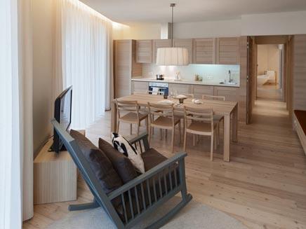 Moderne badkamer van Edel Weiss residence