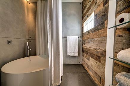 moderne badkamer in miljoenenhuis  inrichtinghuis, Meubels Ideeën