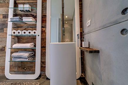open kast voor badkamer – devolonter, Deco ideeën