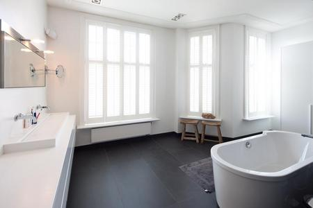 Moderne badkamer in Kralingen Rotterdam