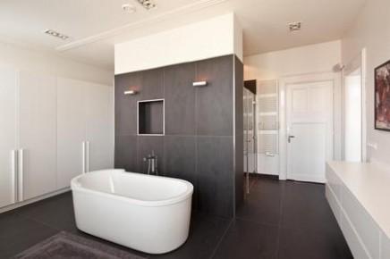 Moderne badkamer in kralingen rotterdam inrichting huis