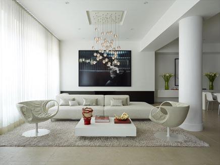 moderne woninginrichting door west chin inrichting huis