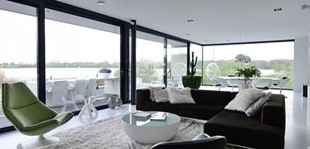 Moderne interieur inrichting royale design villa in breda te koop inrichting for Interieur design huis