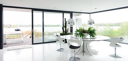 Moderne interieur inrichting royale design villa in breda te koop inrichting - Interieur eigentijds design huis ...