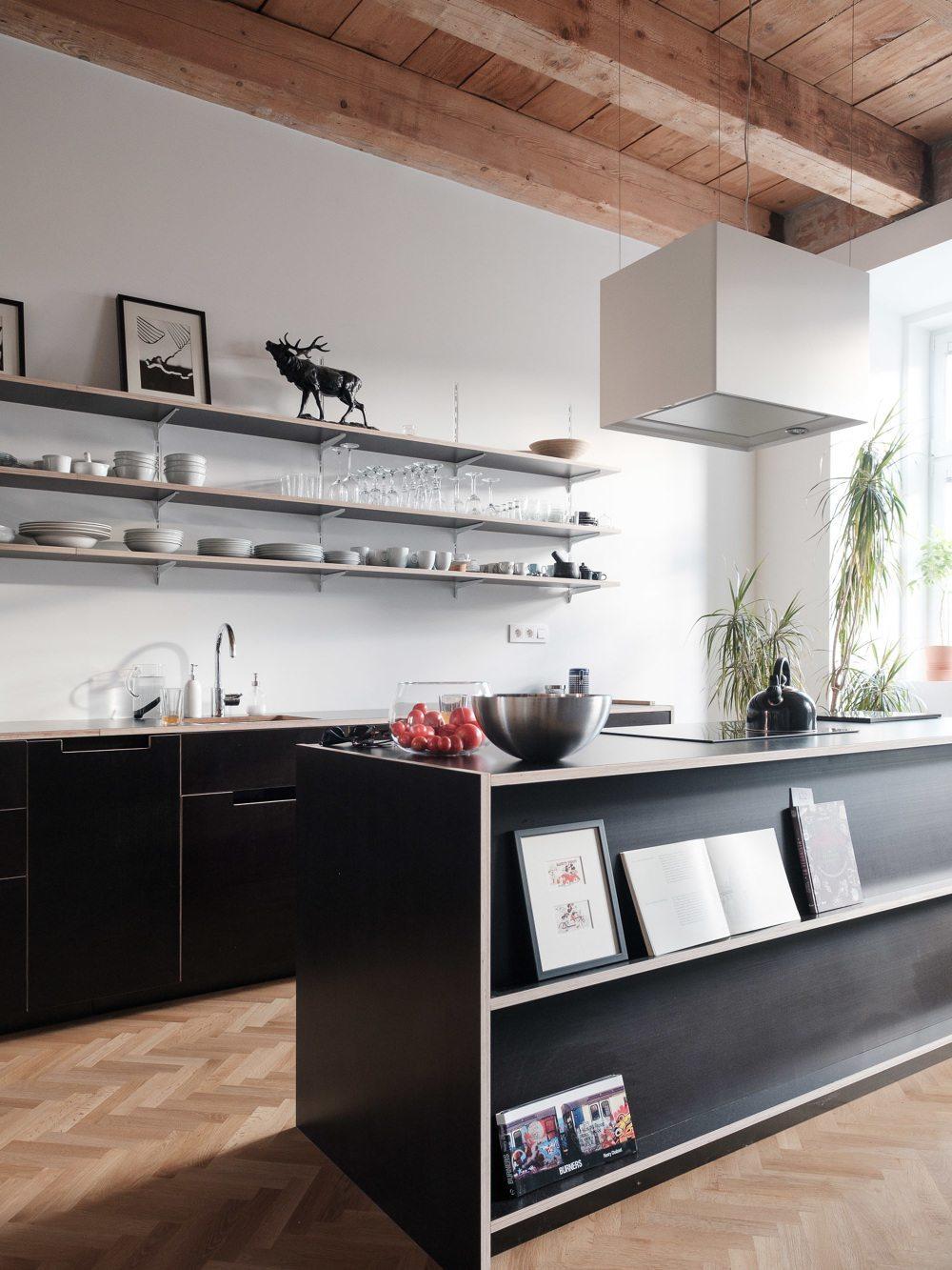 moderne-keuken-loft