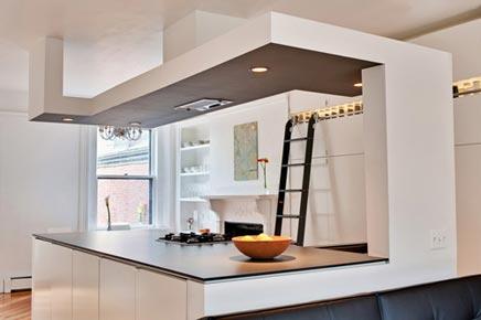 Keuken Moderne Klein : Moderne keuken met moderne opbergmogelijkheden inrichting huis