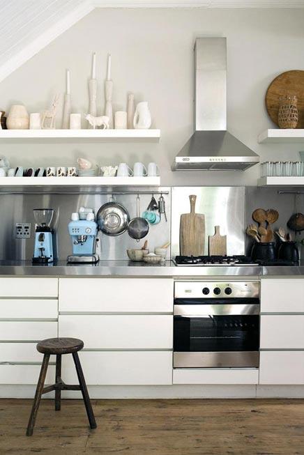 Moderne Keuken Oud Huis : Moderne keuken oud huis modern interieur ...