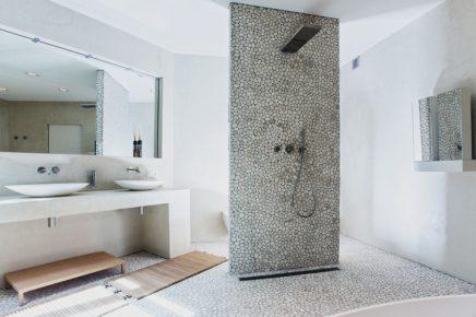 ... te richten. Onderstaande badkamer is daar een heel mooi voorbeeld van