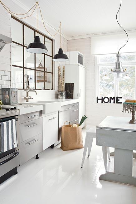 Landelijke Design Keukens: Interieur verkest keukens tijdloze. Nieuwe ...