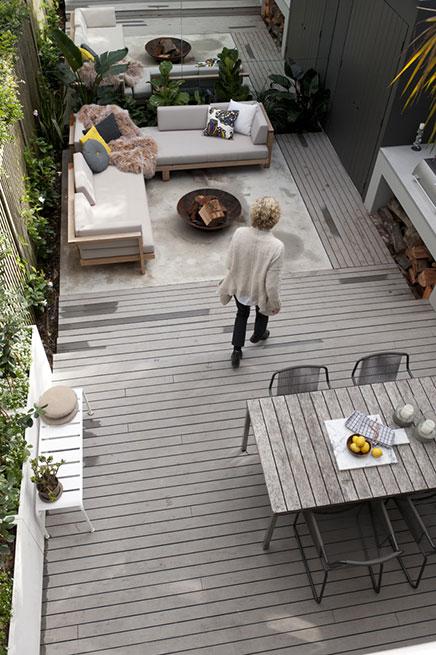 Moderne loungetuin door Anna Carin Design