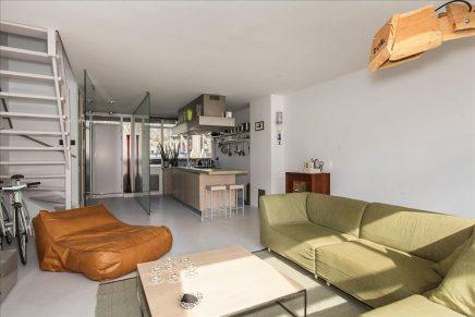 moderne-open-keuken