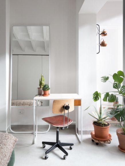 Moderne slaapkamer met vintage meubels | Inrichting-huis.com