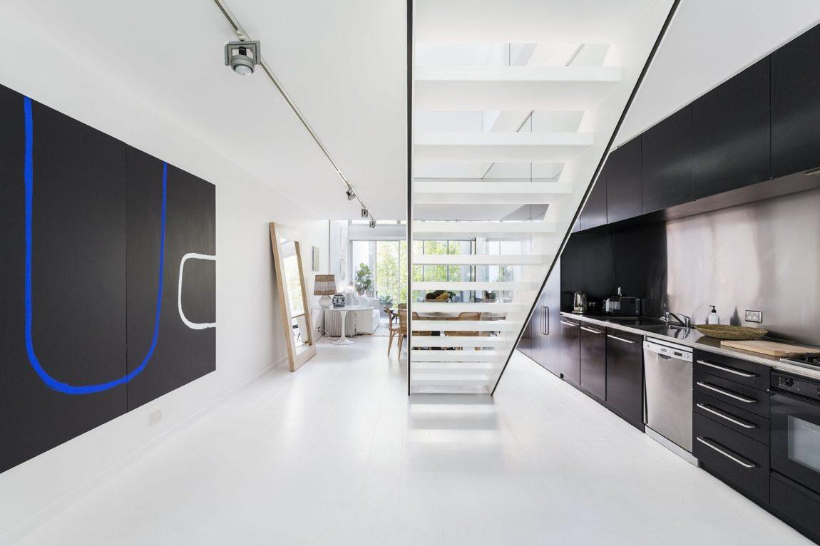 Dit moderne speelse appartement is super mooi en sfeervol ingericht