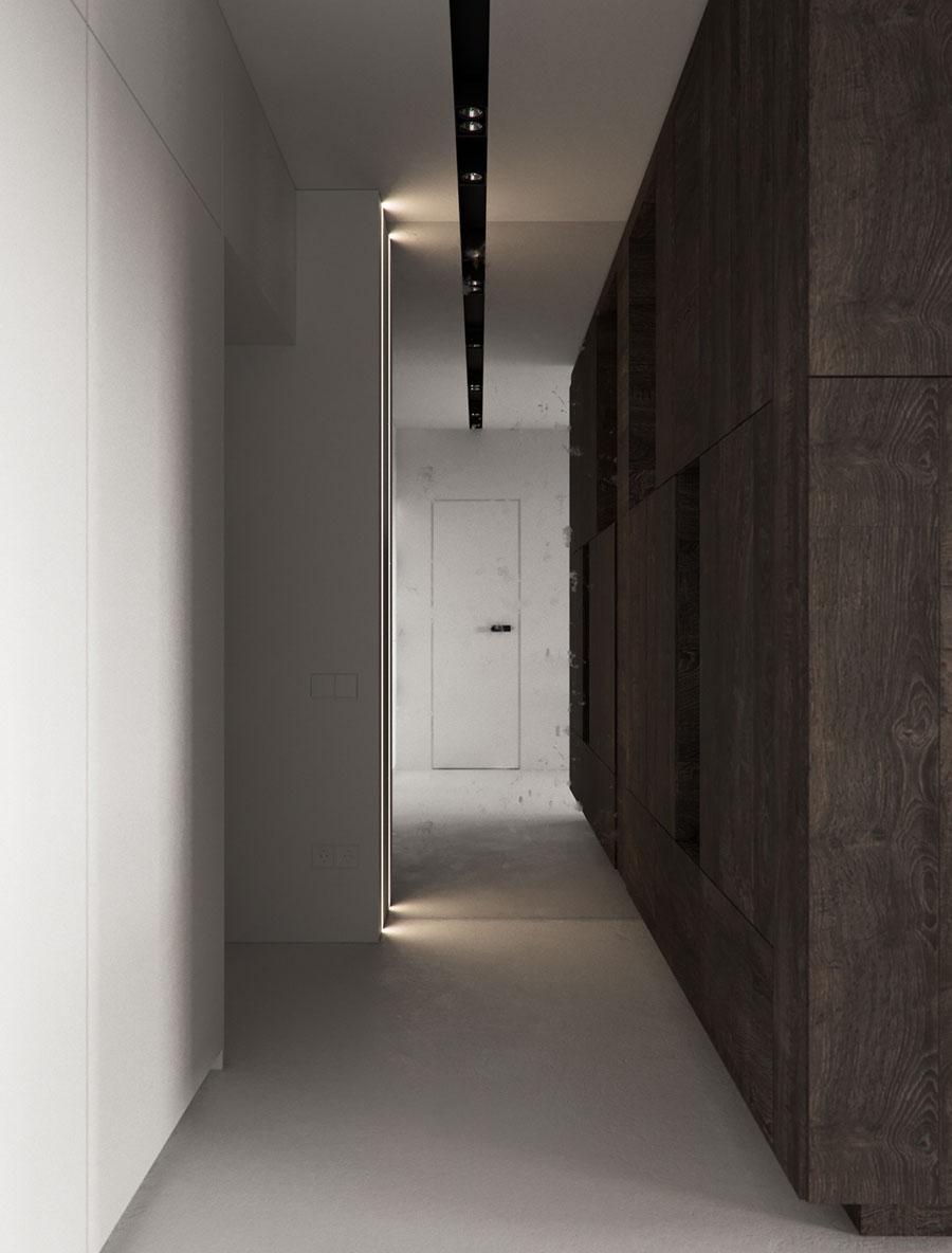 moderne spotjes modern interieur