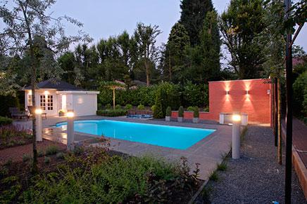Moderne tuin in vathorst inrichting huiscom car interior for Mooie tuinen afbeeldingen