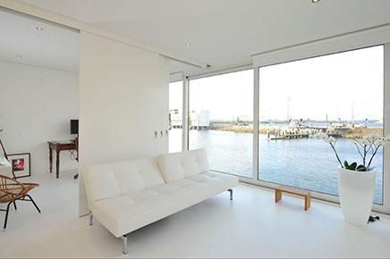 Moderne watervilla te koop ijburg inrichting huis.com