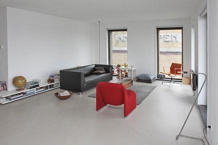 Moderne woning te koop Lloydstraat Rotterdam