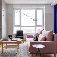 Ater.Architects heeft een heel bijzonder modern interieur ontworpen voor dit appartement van 65m2