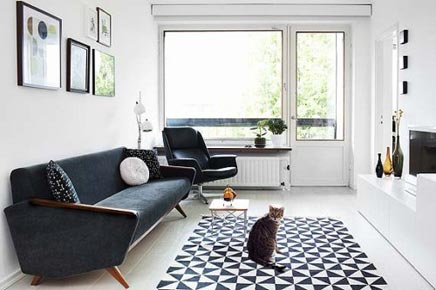 Vintage Woonkamer Meubels : Speelhoek in de woonkamer inrichting huis.com