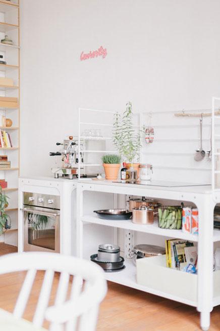 Modulaire keuken van naber