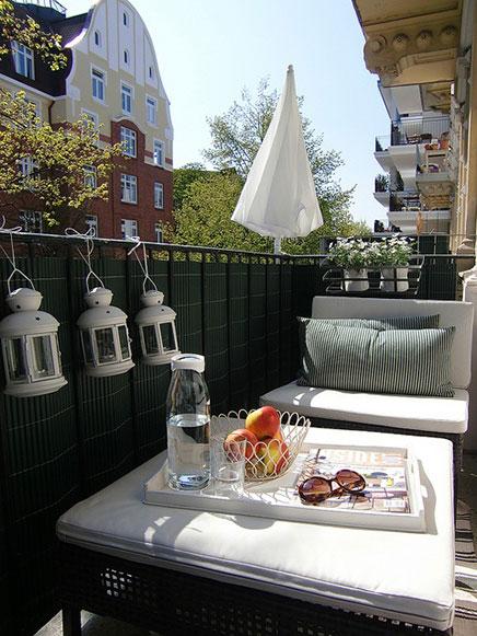 Mooi balkon