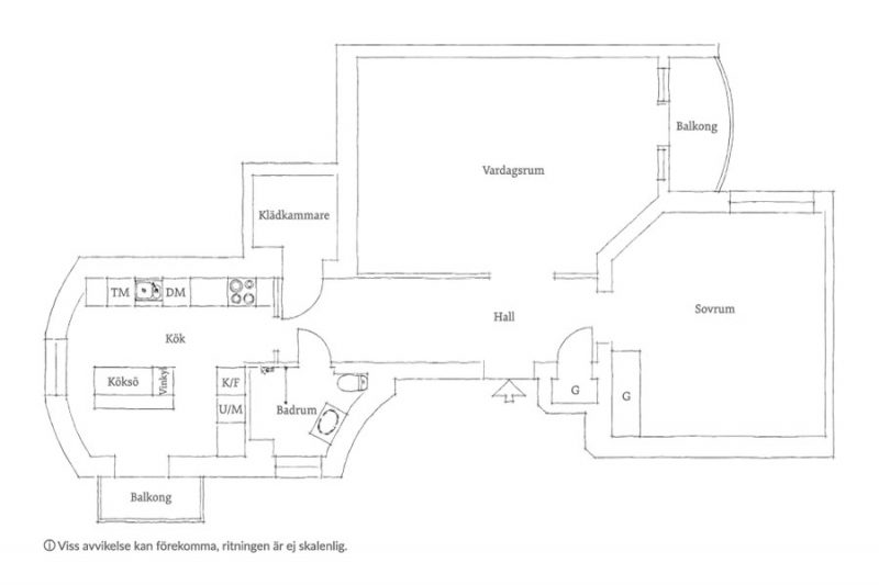 Mooi gerenoveerd appartement uit 1912
