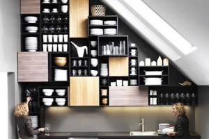 Mooi voorbeeld van de IKEA Method keuken
