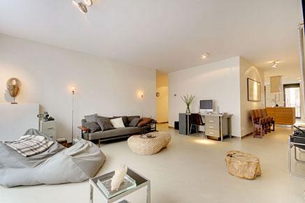 Mooie 2-kamer appartement in Amsterdam voor de dinky | Inrichting ...