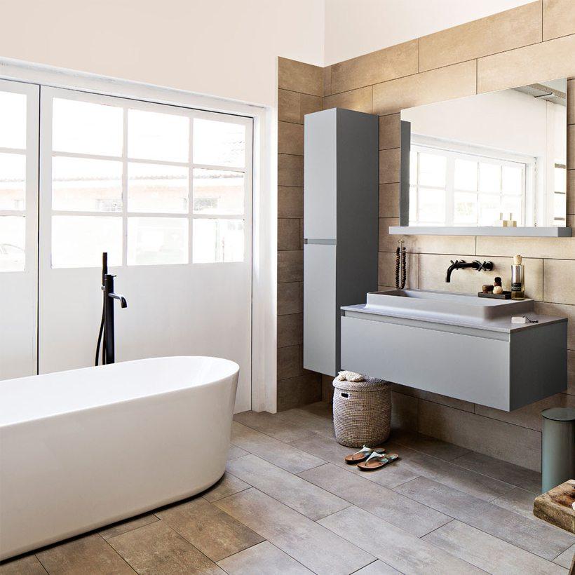 mooie badkamermeubel met lades inrichtinghuiscom