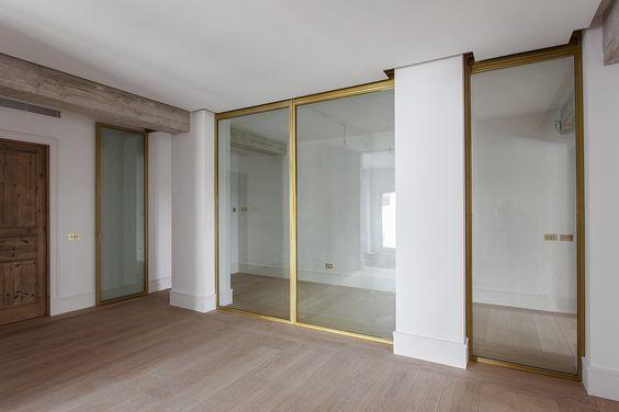 Glazen binnendeuren
