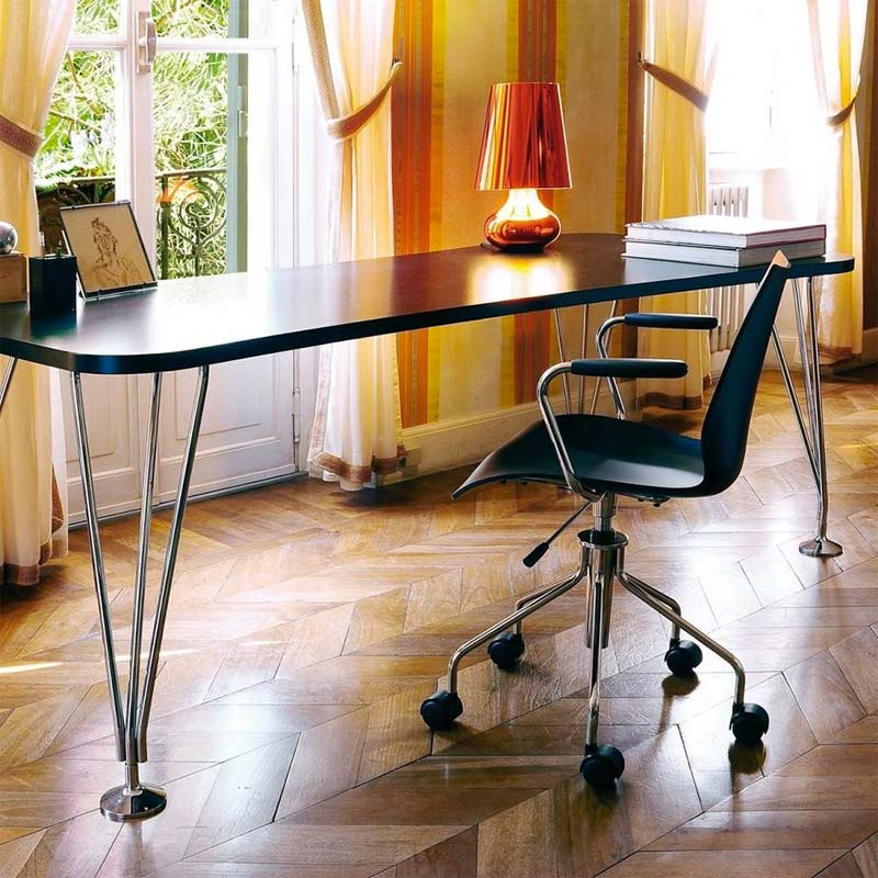 mooie design bureaustoel kartell maui bureaustoel