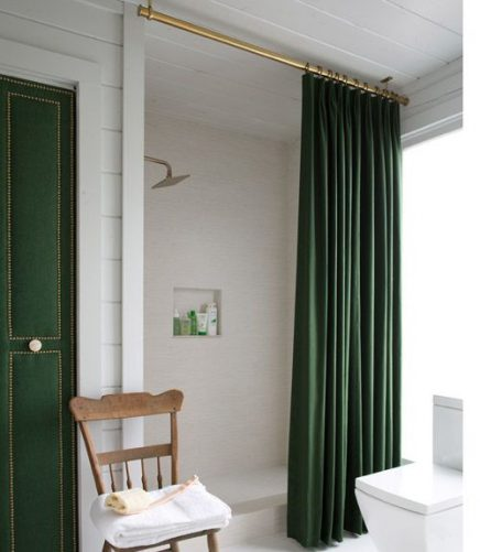 23 Gold Curtains Diversity In Use: Inrichting-huis.com
