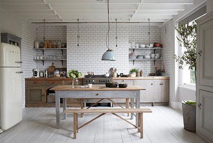Mooie keuken door Paul Massey