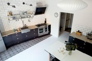 Mooie keuken uit Zweden