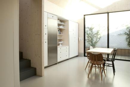 Keuken Met Dakraam : Mooie lichte keuken door grote dakraam inrichting huis