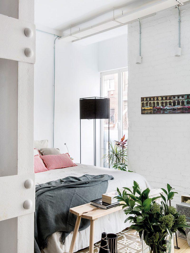 Mooie loft woning van architecten Syra en Joaquín