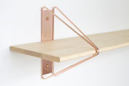 Latest cool zwevende plank steigerhout plank blind for Zwevende plank karwei