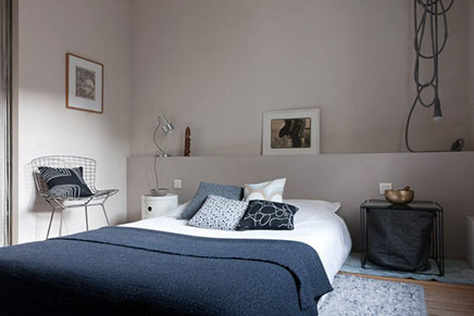 Mooie slaapkamer van interieur ontwerpster Catherine | Inrichting ...