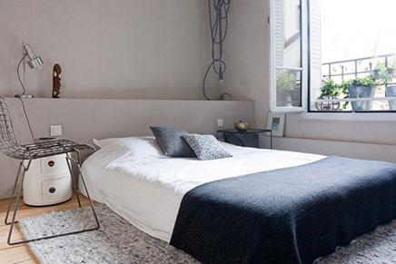 Mooie slaapkamer van interieur ontwerpster Catherine
