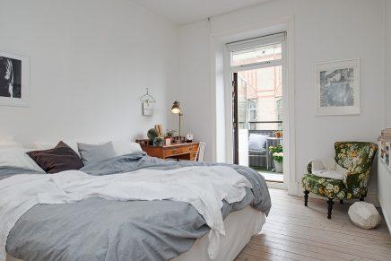 Mooie slaapkamer met inbouwkast  Inrichting-huis.com