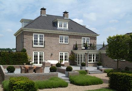 Mooie tuin in nog mooiere omgeving inrichting huis.com