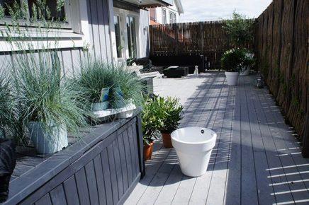 De mooie tuin van Natalie & Tommmie