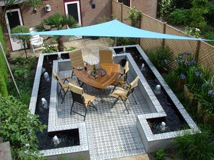 Mooie tuintegels voor je tuin inrichting - Buitentuin inrichting ...