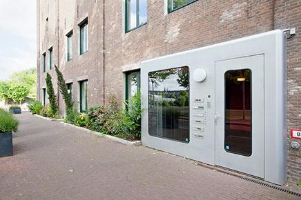 Mooiste appartement aan het Entrepotdok in Amsterdam