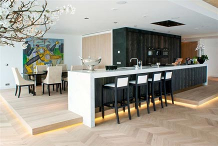 Mooiste Penthouse van Amsterdam te koop aan Gustav Mahlerlaan