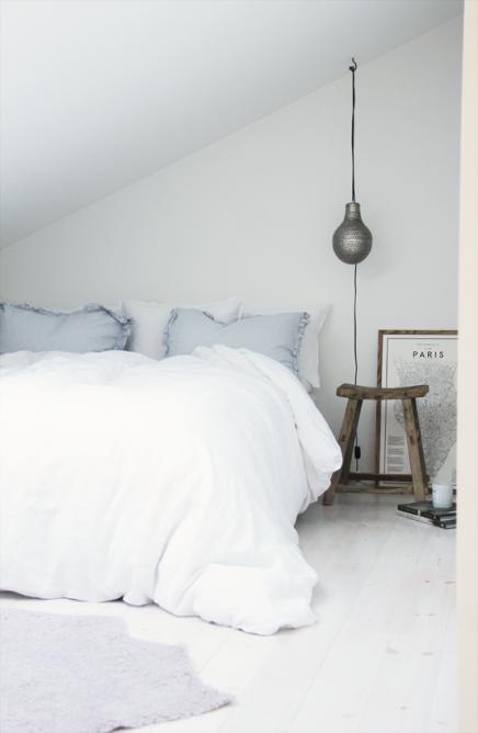 15x mooiste slaapkamers op zolder inrichting - Opklapbaar bedplafond ...