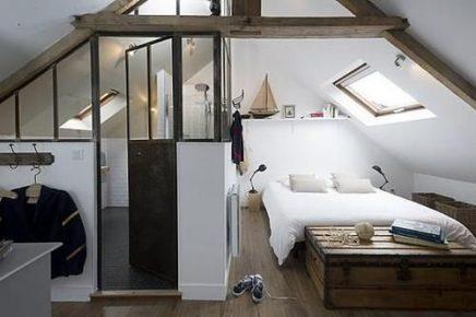 Zolder Slaapkamer Inrichten : Mooiste slaapkamers op zolder inrichting huis