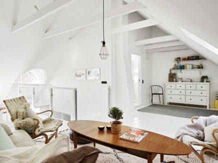 Multifunctionele woonkamer