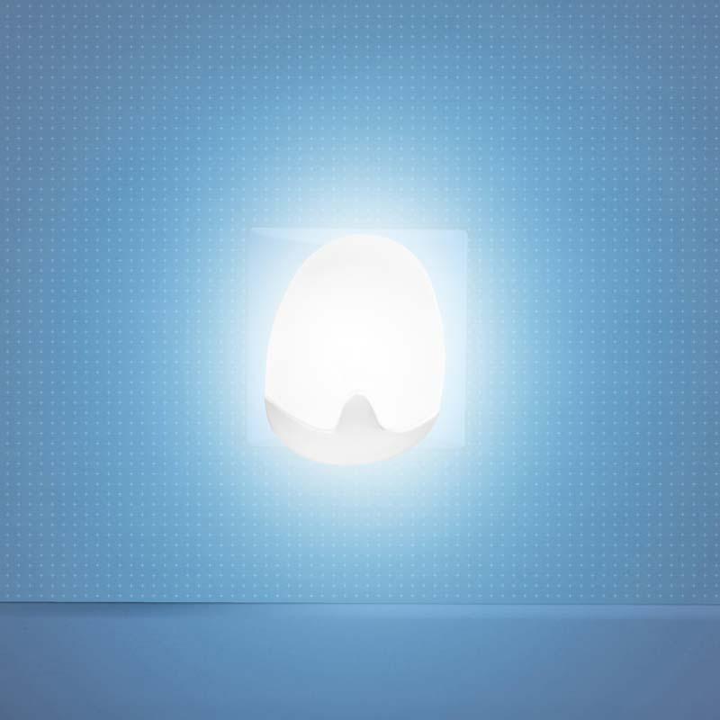 Nachtlampje stopcontact